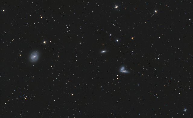 Siamese Twins with M58