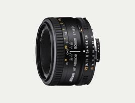 Nikkor 50mm F1.8 lens test – pt 1
