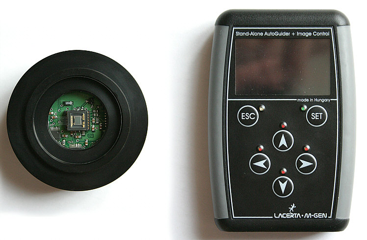 Using the Lacerta MGEN with a Nikon DSLR