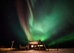 Photographing the Aurora Borealis with Hafsteinn Kröyer Eiðsson
