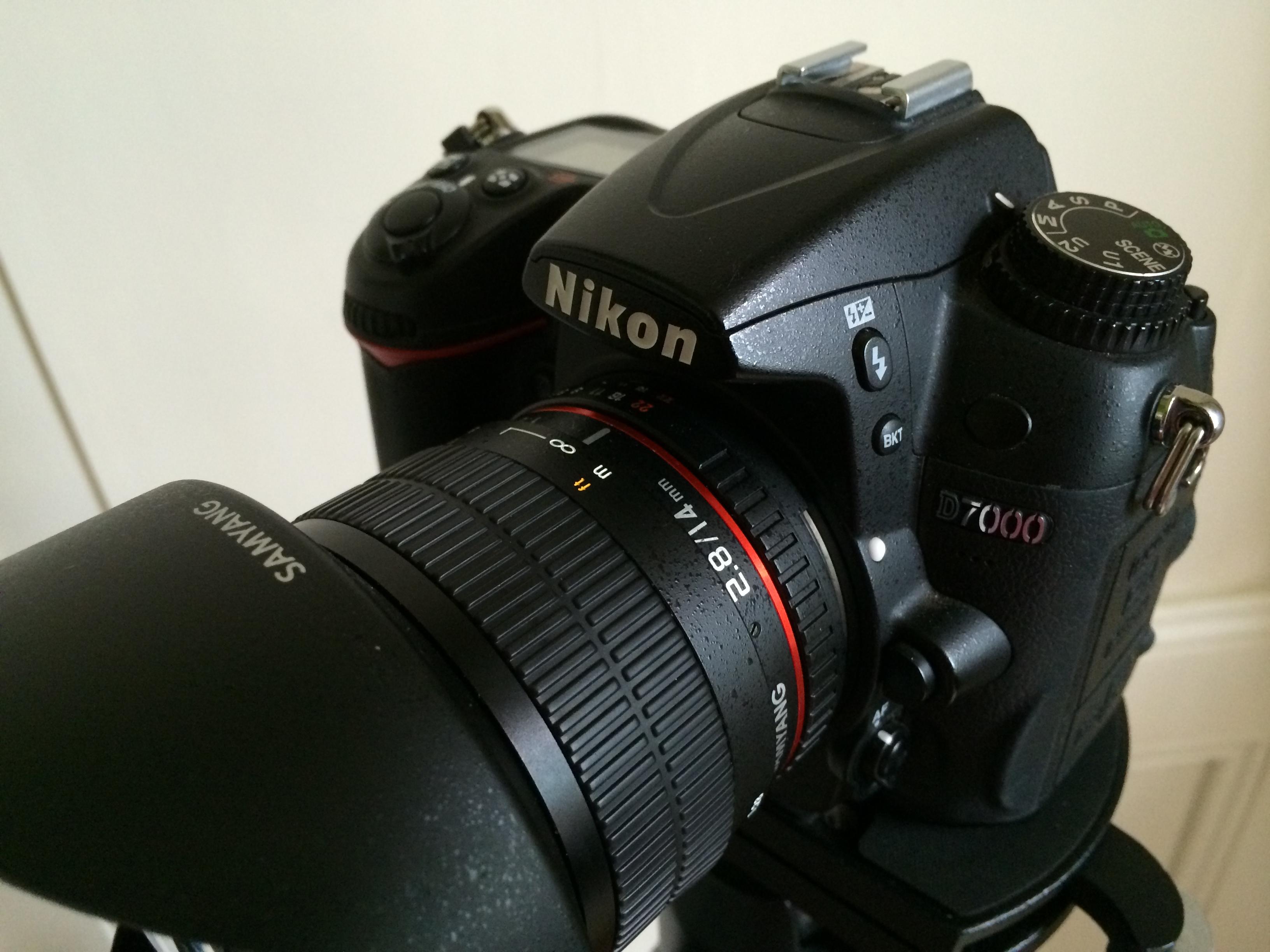 Samyang 14mm f2 8 dslr astrophotography for Samyang 14mm nikon