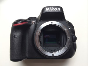 Nikon D5100 Mirror Lock Up