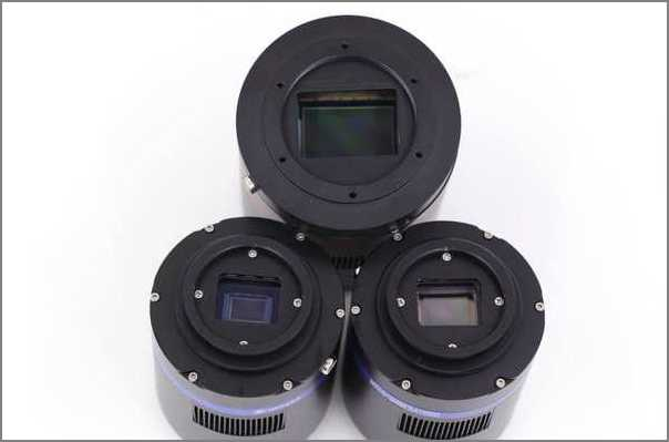 QHY working on cooled APS-C and Full Frame cameras