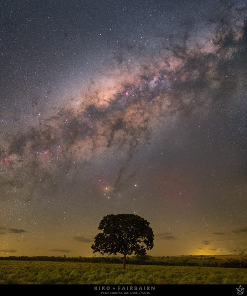 A truly breath taking image, made by Carlos Fairbairn.