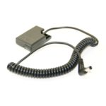 USB Power Kabel für Nikon D5000 D60 EP 5 Ersatz Externe Dummy Batterie